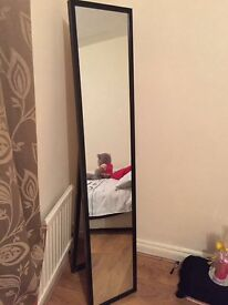 Long Standing Mirror for Sale!