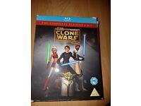 Star Wars Clone Wars Bluray 1 - 2