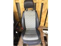 VW Caddy Van Seats