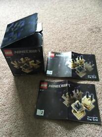 Lego Minecraft Micro World - The End