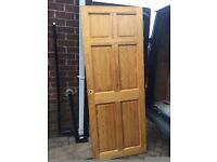 Internal Wooden Door