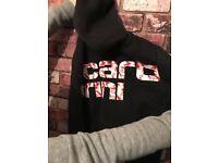 Carbrini black hoodie & joggers