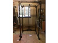 Bodymax Power Cage & Bench pakage