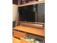 Ikea TV Unit with SOUNDBAR included (no TV!)