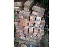 x150 75mm Reclaimed brick for sale