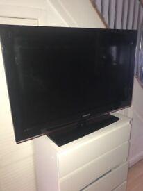 "Samsung 42""Le40B530p7w tv"