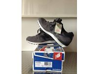 NEW BALANCE 576 RBT Roy Bell 1982-2012 30 year's trainers - size UK10 - grey suede – NEW