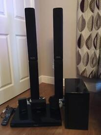 Panasonic Blu-ray Disc Home Theatre Sound System SC-BT330