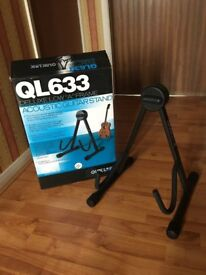 Quiklok Acoustic Guitar Stand ( model QL633 )