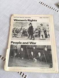 British Social History