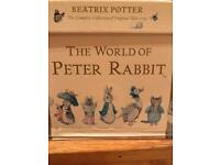 Beatrix Potter complete book collection