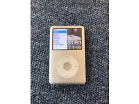 iPod classic 160GB 7th gen