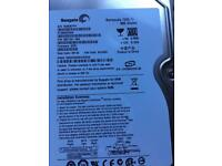Seagate desktop 500gb hard drive