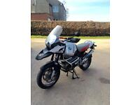 BMW GS 1150 ADVENTURE 2003 low miles fully loaded