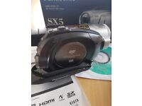HD Panasonic camcorder