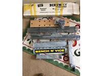 Screw fix Wooden Workbench