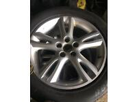 Skoda vw Audi seat alloys