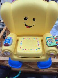 V-tech chair