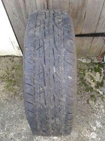Dunlop Grandtrek AT3 Tyre. 225 / 70R 15 100T