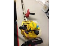 Alpina Heavy Duty Petrol Hedge Cutter - Excellent Condition