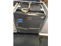Beko Full Size Fully Integrated Dishwasher