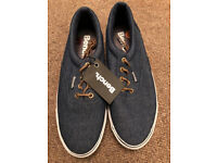 Bench deck shoes - brand new with tag size 8