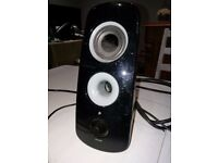 Logitech PC Speaker Z323, Great Subwoofer Headphone port 2.1 Surround