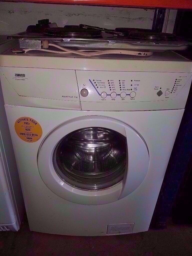 Zanussi Aquacycle 6kg washing Machine