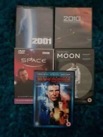 Sci fi DVD bundle