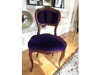 Beautiful french Louis XV chair