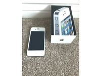 Apple iPhone 4 - 8GB - White (Unlocked)