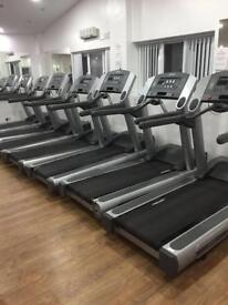 Life fitness 95ti Treadmill commercial gym equipment