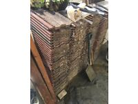 FREE Roof tiles Marley around 18sqm