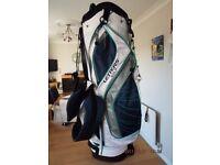 Brand New John Letters Golf Bag