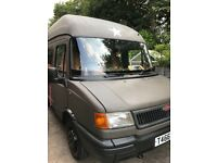 Lovely self build rustic LDV camper van - LDV convoy, LWB, turbo