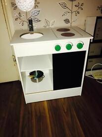 Ikea kids play kitchen