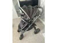 ICandy limited edition pram bundle with Maxi Cosi car seat