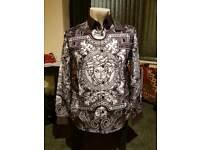 Versace shirts slim fit small/xs