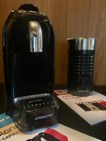 Coffee Pod machine - ALDI with warranty