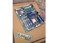 Gigabyte X58A-UD3R Motherboard / X5675 Six Core CPU / HyperX Genesis 6GB 1600mhz RAM (3X2GB)