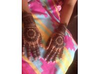 Henna and henna cones for sale