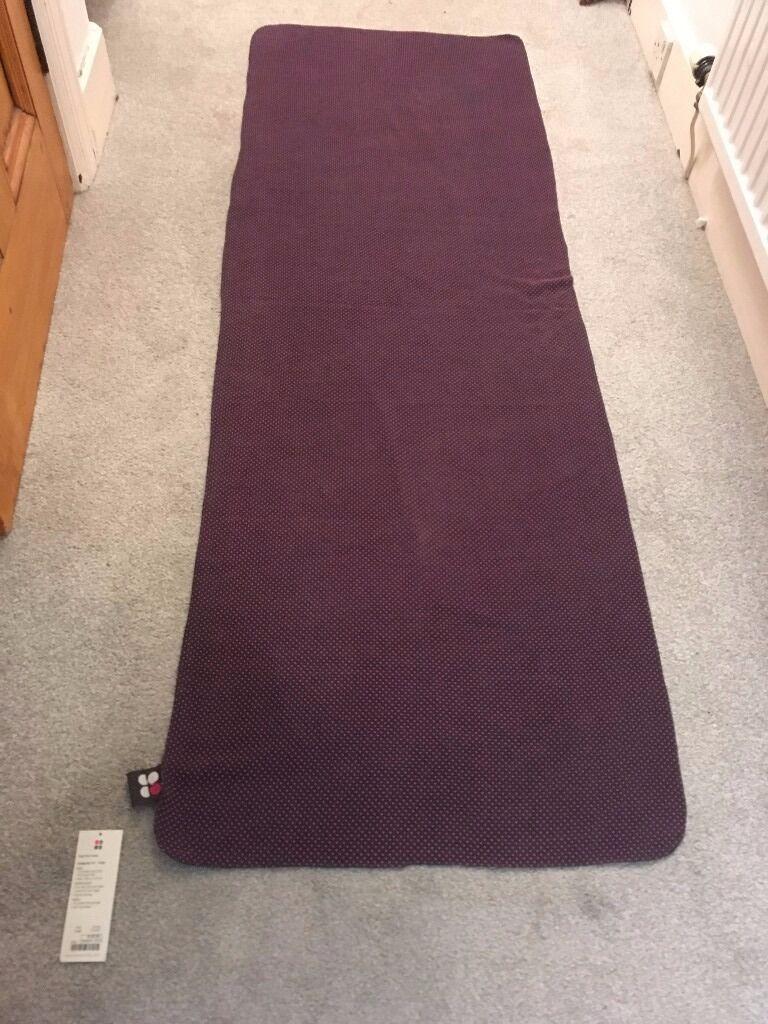 yoga tie ber micro pic premium towel dye mat blossom sandwash products