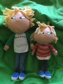 Talking Charlie and Lola