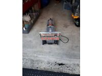 this is a vax carpet cleaner for spares or repairs