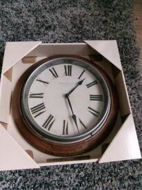 Wall clock new in box