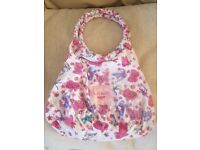Lelli Kelly Sequined Floral & Butterfly Bag