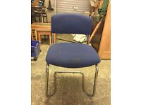 Old/Retro Waiting Room Chairs (8 Available)