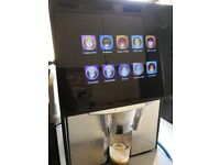 Coffetek Vitro coffee machine Bean to Cup -TOUCHSCREEN
