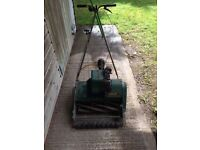 Qualcast Suffolk Punch 43S Petrol Lawnmower