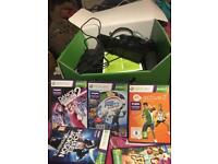 Xbox 360 console and Xbox Kinect bargain!
